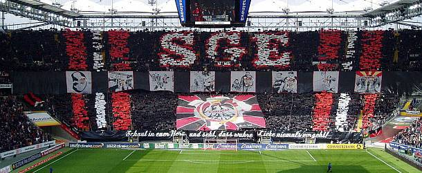 Eintracht Frankfurt – Borussia Mönchengladbach Karten