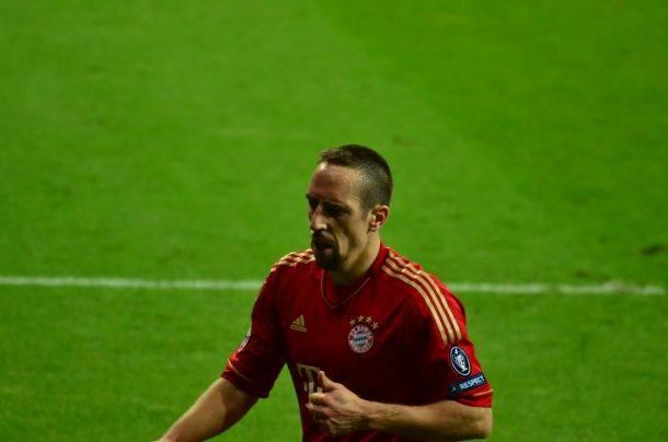 Franck Ribery Bayern München Champions League