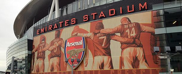 Arsenal London Tickets Heimspiele Emirates Stadium