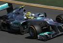 F1 wagen Mercedes