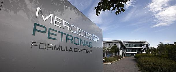 F1 Team Mercedes AMG Petronas