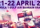 Formel 1 GP Bahrain 2012