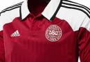 Dänemark Trikot Fussball EM 2012