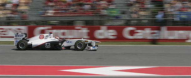 F1 GP Spanien Circuit de Catalunya