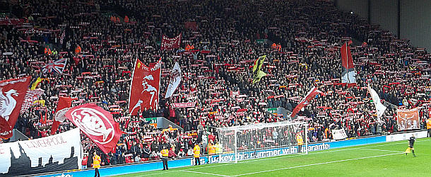 FC Liverpool Spiele Tickets Anfield Road