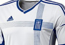 Griechenland Trikot Fussball EM 2012