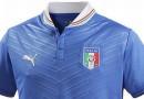 Italien Fussball Trikot EM 2012