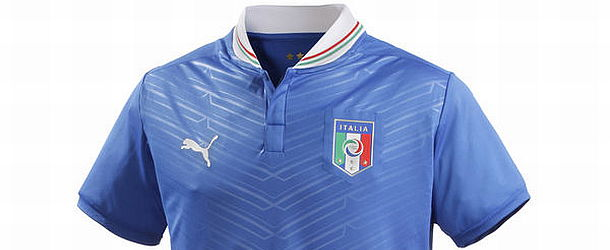 Italien Fussball Trikot EM 2012