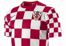Kroatien Trikot Fussball EM 2012