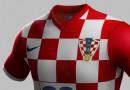 Kroatien Trikot Fußball WM 2014
