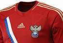 Russland Fussball Trikot EM 2012
