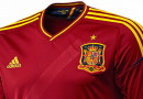Spanien Trikot Fussball EM 2012