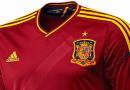 Spanien Trikot Fussball EM 2012