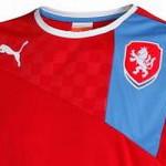 Tschechien Fussball Trikot EM 2012