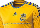 Ukraine Trikot Fussball EM 2012