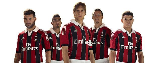 AC Mailand Trikot Tickets und Spiele