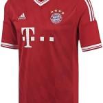 FC Bayern München – Heimtrikot und Auswärtstrikot 2013/2014