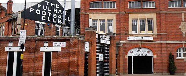 Fulham F.C. Spiele und Tickets 2012/2013