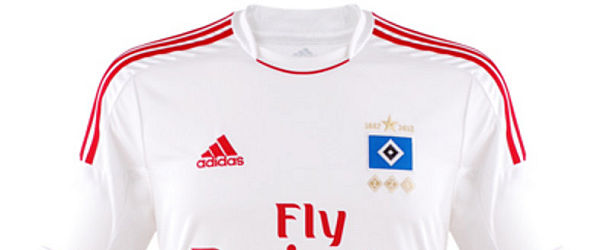 Hamburger SV &#8211; Heimtrikot und Auswrtstrikot 2012/2013