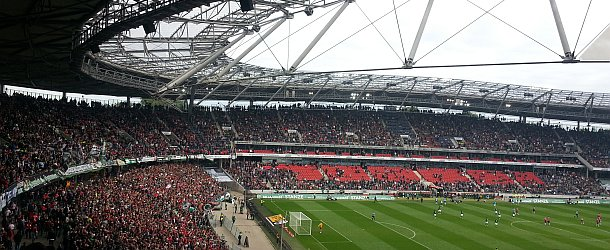 Hannover 96 Tickets Spielplan AWD Arena
