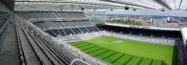 Newcastle United Spiele Tickets StJames Park