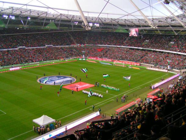 Hannover 96 - vor dem Spiel