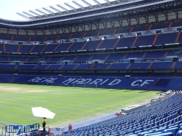 Real Madrid Tickets Santiago Bernabéu
