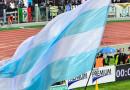 Große Lazio Fahne