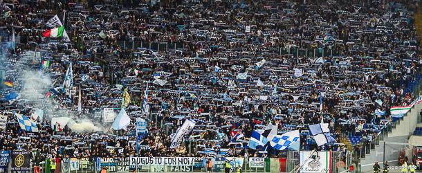 SS Lazio Rom - Stadio Olimpico - Curva Nord