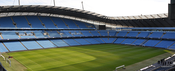 Manchester City Spiele und Tickets 2012/2013