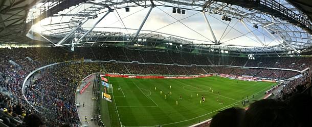 Hannover 96 AWD Arena Panorama