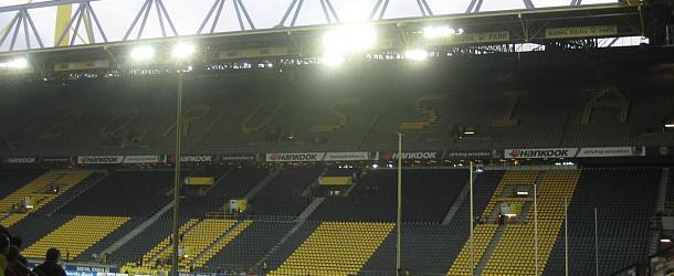 Borussia Dortmund Tribüne