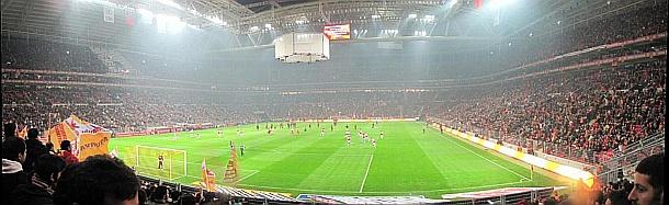 Galatasaray Istanbul Ali Sami Yen Spor Kompleksi Tuerk Arena