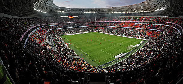 Schachtjor Donezk - Donbass Arena