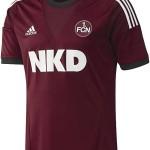 1. FC Nürnberg – Heimtrikot und Auswärtstrikot 2013/2014