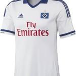 Hamburger SV – Heimtrikot und Auswärtstrikot 2013/2014