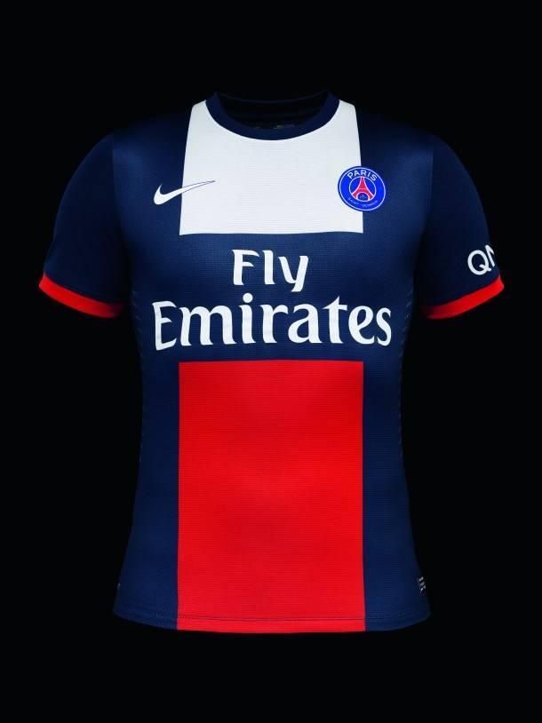 PSG Paris Saint-Germain Trikot - Heimtrikot 2013/2014