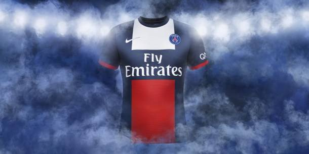 PSG Paris Saint-Germain Trikot - Heimtrikot 2013/2014