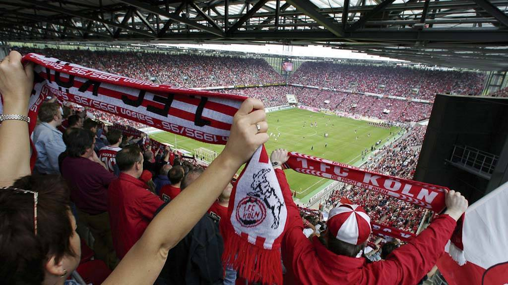FC Köln - Rhein Enrgie Stadion Tickets