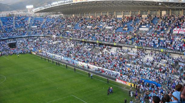 FC Malaga - Stadion La-Rosaleda
