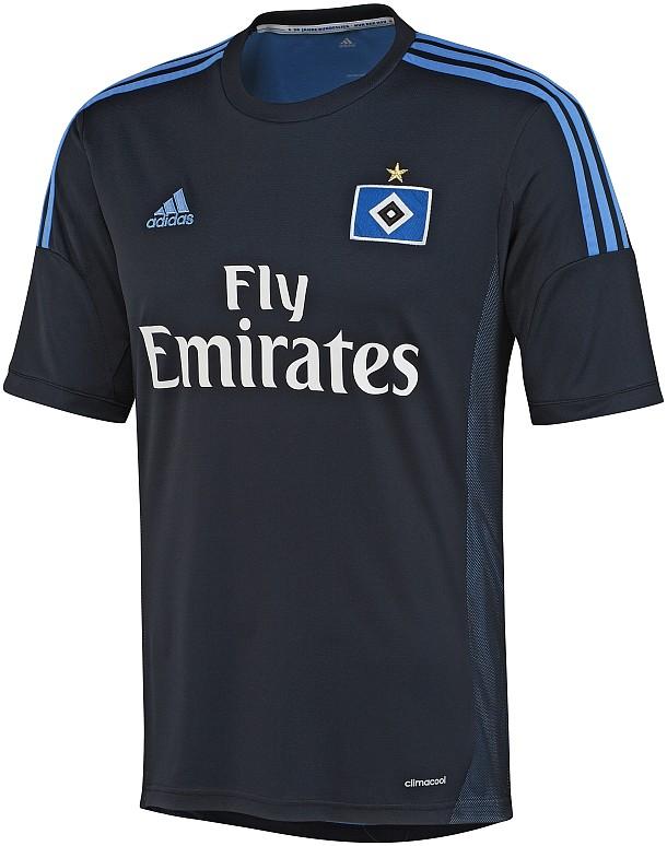 HSV Hamburger SV Trikot neues Auswaertstrikot 2013-2014