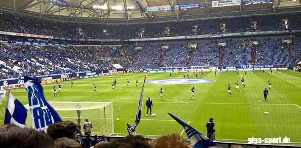 Schalke 04 - Aus Sicht der Nordkurve