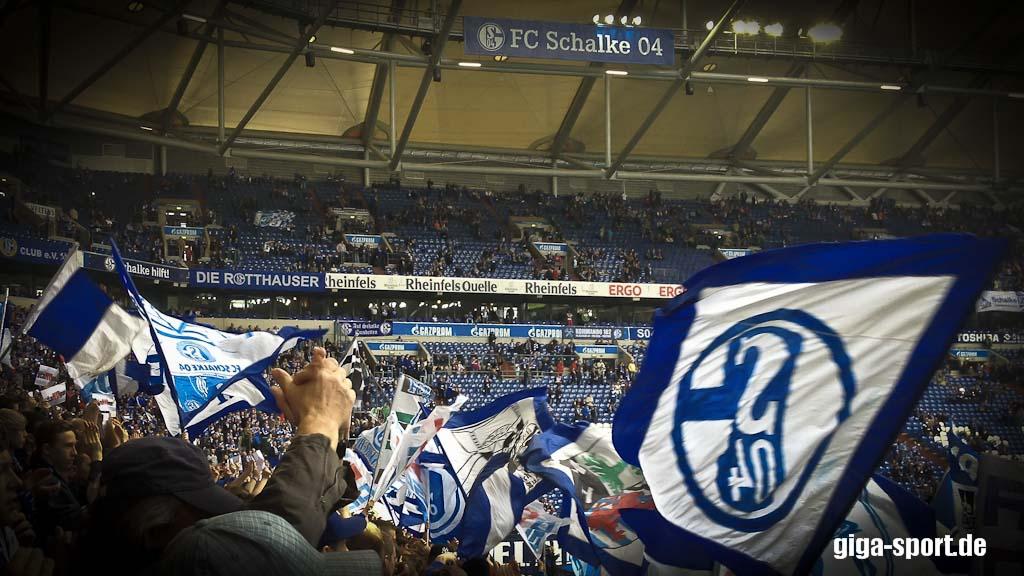 Schalke04 - Nordkurve