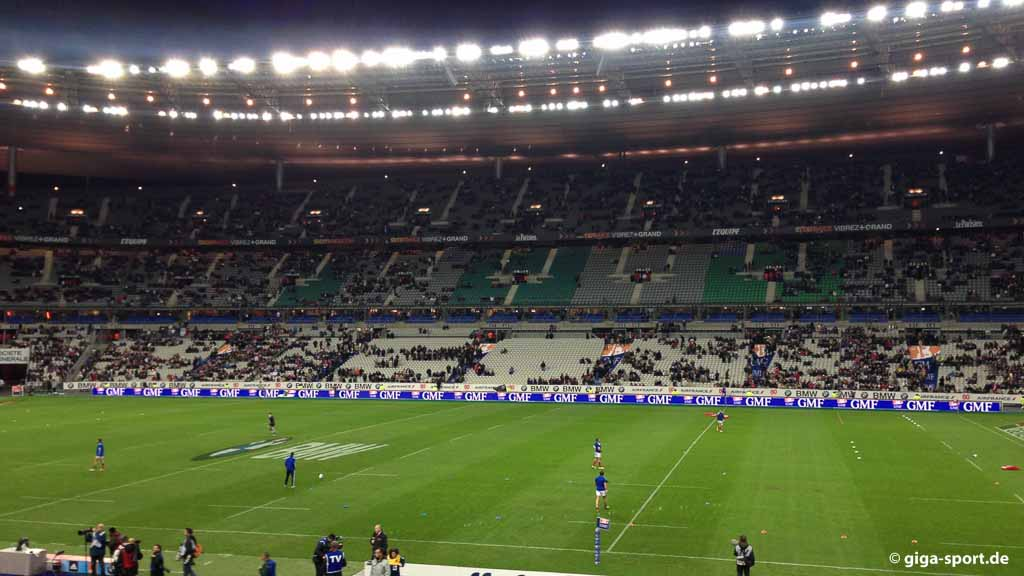 EM 2016 Frankreich - Stade de France Paris Saint Denis