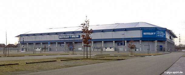 SC Paderborn Stadion Benteler Arena