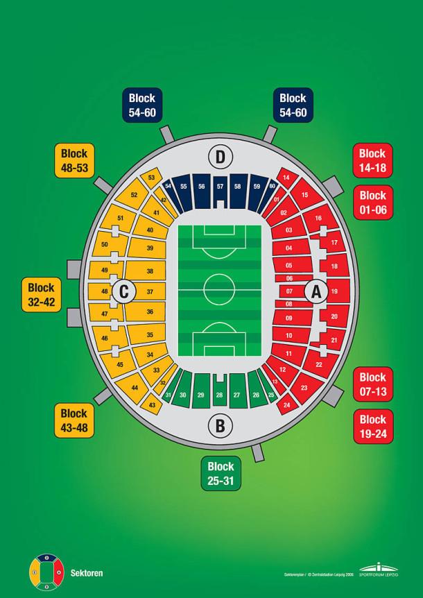 RB Leipzig Stadionplan Quelle: sportforum-leipzig.com