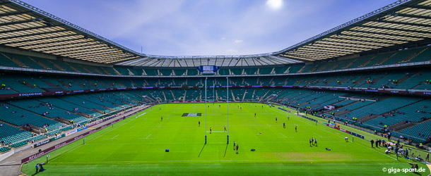 Twickenham Rugby Stadion London