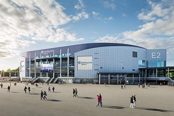 Barclaycard Arena Hamburg