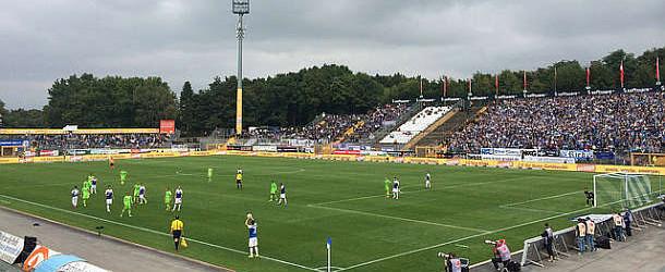 SV Darmstadt 98 – Borussia Dortmund Karten